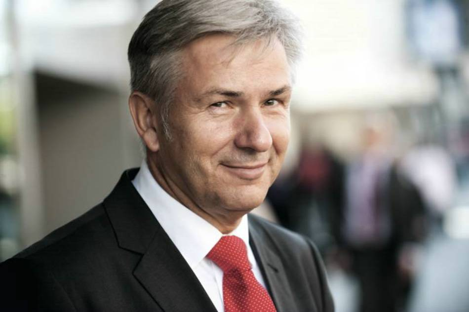 Klaus Wowereit in Karben